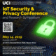IoT Security & Privacy Conference and Research Symposium