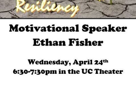Art of Resiliency: Motivational Speaker Ethan Fisher