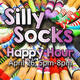 Silly Socks Happy Hour at Elements Bistro