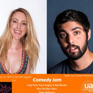 UAO Comedy Jam