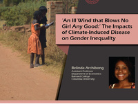 Institute for African Development Seminar Series