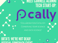BR Talent Analytic's Official Comeback Event with Cally, a Cornell Alumni Startup