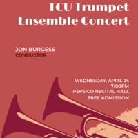 Ensemble Concert Series: Trumpet Ensemble Concert