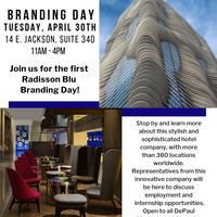 Radisson Blu Aqua Branding Day