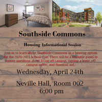 Southside Commons Housing Information Session | Housing Services