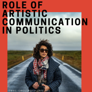 Role of Artistic Communication in Politics