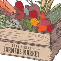 Gray Street Farmers Market