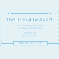 MAKE: Digital Fabrication