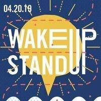 Wake Up, Stand Up