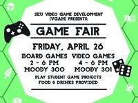 VGAM Game Fair