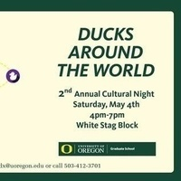 UO Portland Cultural Night