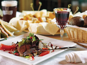 Wine & Food Pairing Event