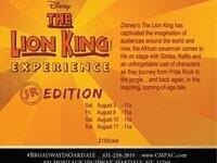 CM Performing Arts Center Presents: Disney's The Lion King Jr. in The Noel S. Ruiz Theatre