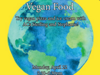 Celebrate Earth Day and Try Vegan Food