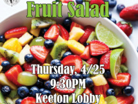 Study Break: Fruit Salad