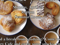 Poetry Month: Poetry Cafe