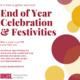 UMSL Communication and Media End of Year Celebration & Festivities