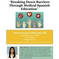 Breaking Down Barriers Through Medical Spanish Education