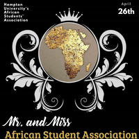 Mr. and Miss African Student Assocation Pageant