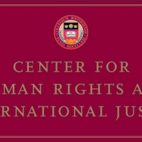 Center for Human Rights & International Justice end-of-year gathering