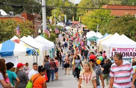 Art Splash & Wine Festival