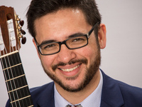 Eastman Performing Arts Medicine Patrick Peralta, guitar