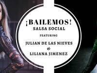 ¡Bailemos! FREE Salsa Social ft. DJ Sal Sero