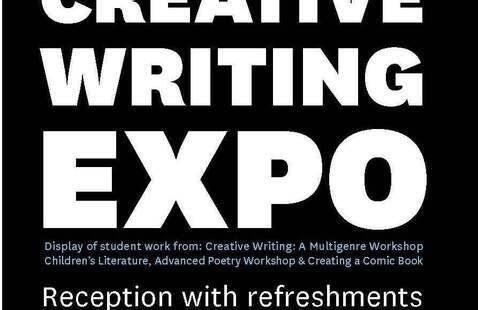 Creative Writing Expo