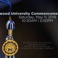 Northwood University Commencement: Spring 2019