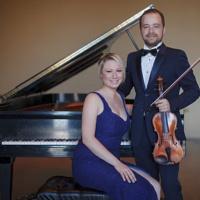 Music in the Great Hall presents Nikita Borisevich, Violin & Margarita Loukachkina, piano