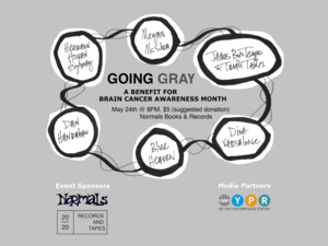 Going Gray: A Benefit for Brain Cancer Awareness Month