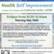 Health Self Improvement Series
