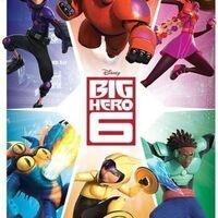 Family Movie: Big Hero 6