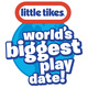 Little Tikes® Celebrates 50th Anniversary with World's Biggest Playdate!