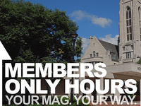 Members Only - Museum Hours