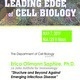 "Leading Edge of Cell Biology Seminar Series: ""Structure and Beyond Against Emerging Infectious Disease"""