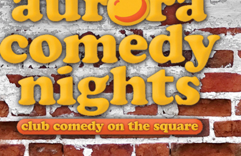 Aurora Comedy Nights:  Rob Cleveland's Clean Comedy Weekend