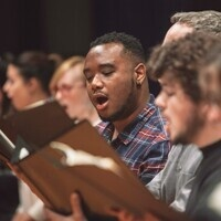 Mozart and More: Queens Choirs Fall Concert