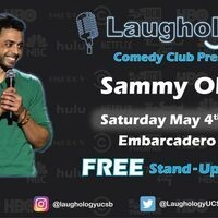 Laughology Presents: Sammy Obeid, Stand-up Comedy Show