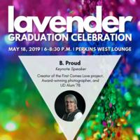 Lavender Graduation Celebration