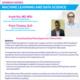 Machine Learning and Data Science Seminar: Drs. Arash Kia and Prem Timsina