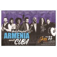 Armenia meets Cuba at Jazz Bistro
