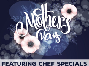 Mother's Day Specials at Manor Hill Tavern