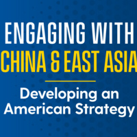 Engaging with China and East Asia: Developing an American Strategy