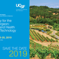 UCSF Arthroplasty for the Modern Surgeon: Hip, Knee and Health Innovation Technology in Sonoma