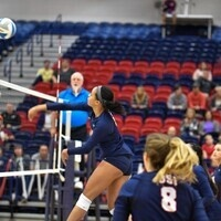 USI Volleyball vs Maryville University