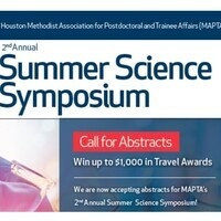 MAPTA 2nd Annual Summer Science Symposium: Call for Abstracts