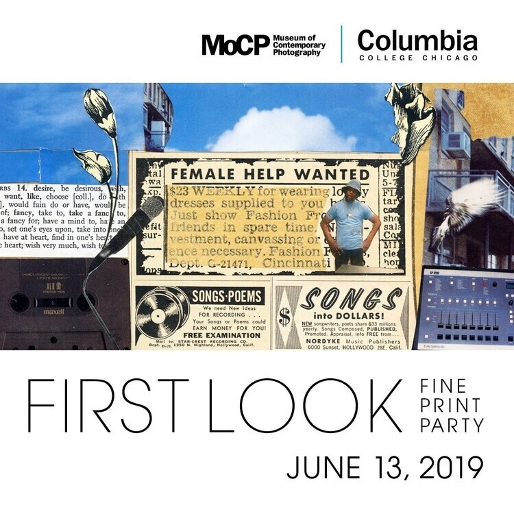 FIRST LOOK: 2019 MoCP Fine Print Party