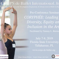 21st annual CORPS de Ballet International Conference