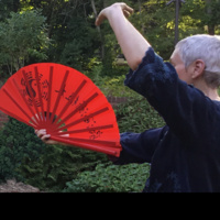 Tai Chi in the Garden at the Gregg